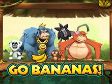 Go Bananas! играть на деньги в автоматы онлайн